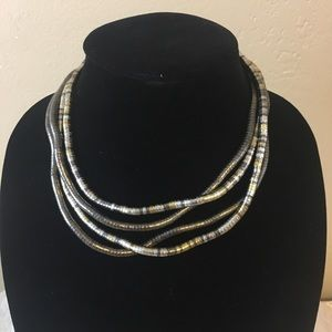Jewelry - Fashion Necklace Snake A Set Of Two